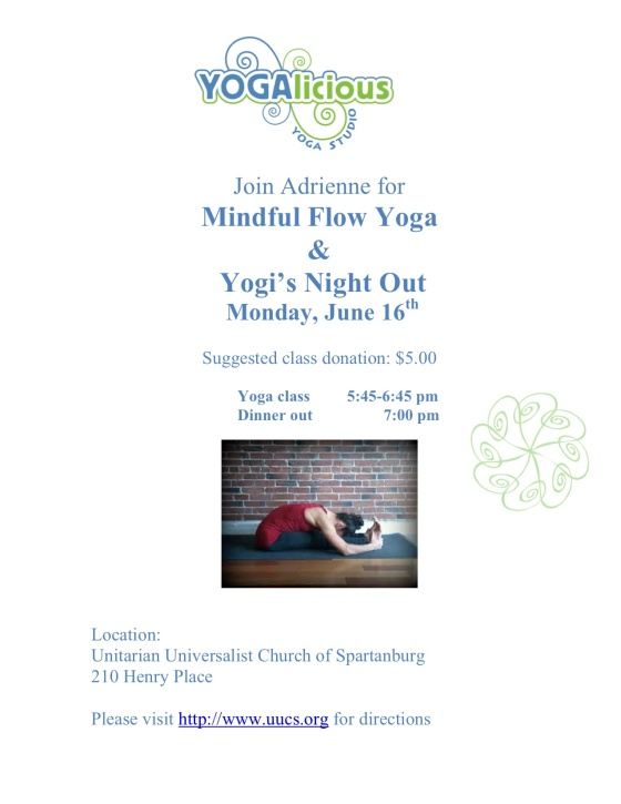 Mindful Flow Class 6.16