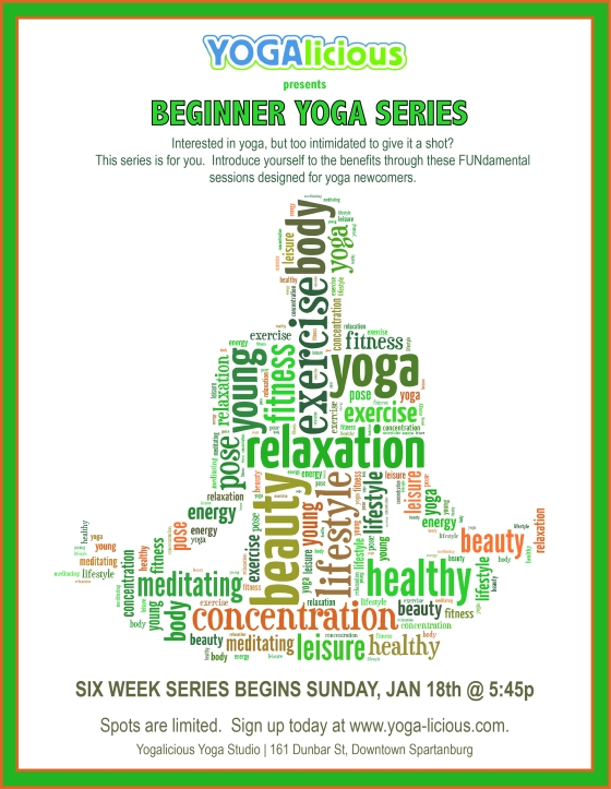 Yoga Beginner Series